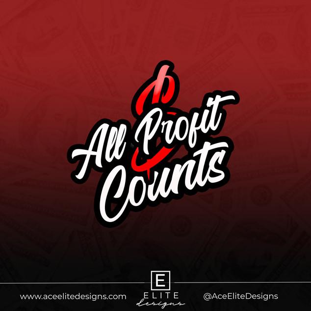 All Profit Counts Logo