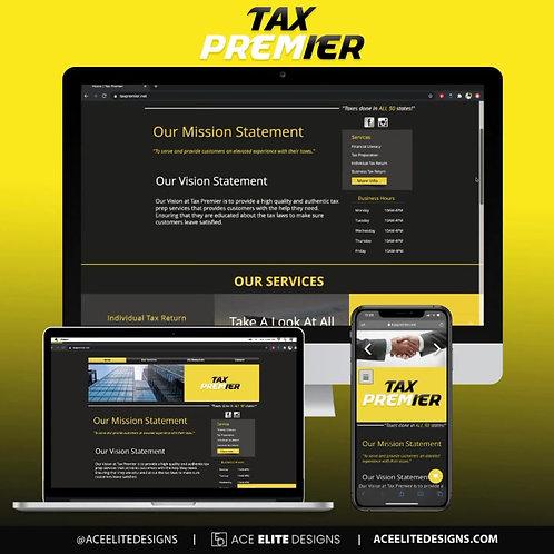 (Wix) Website Design