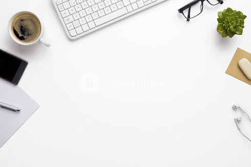 graphicstock-keyboard-with-office-suppli