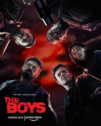 The Boys (DMP Supervisor)