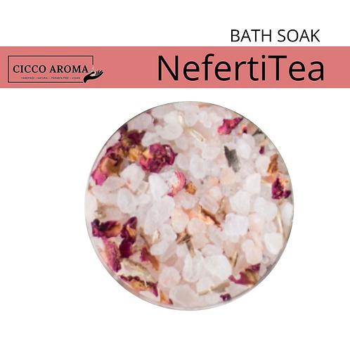 NefertiTea Bath Soak