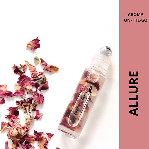 Allure Aroma-on-the-go Roller