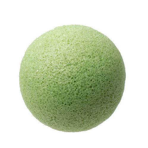 Green Tea Infused Konjac Cleansing sponge