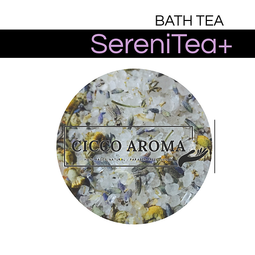 SereniTea Plus Bath Tea