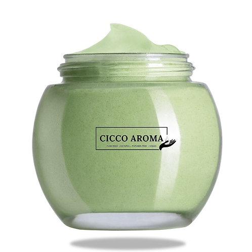 Organic Minty-Cocoa Body Butter