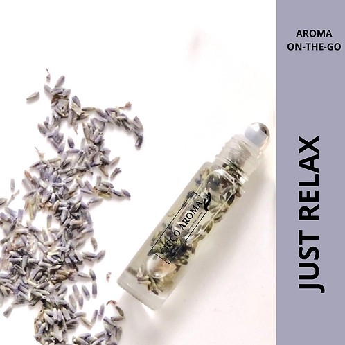 Just Relax Aroma-on-the-go Roller