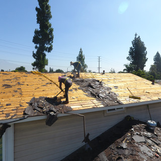 FR Roof Removal