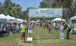 EcoFest Entrance