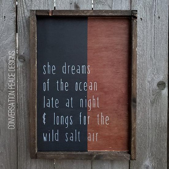 Wild Salt Air