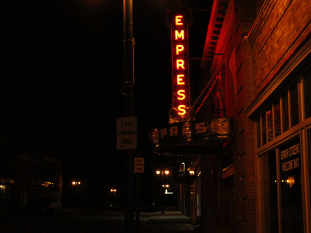 The Empress of Fort Macleod