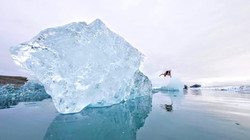 ANDRI ICELAND - GLACIER LAGOON