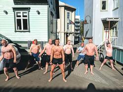 ANDRI ICELAND - Workshop Akureyri
