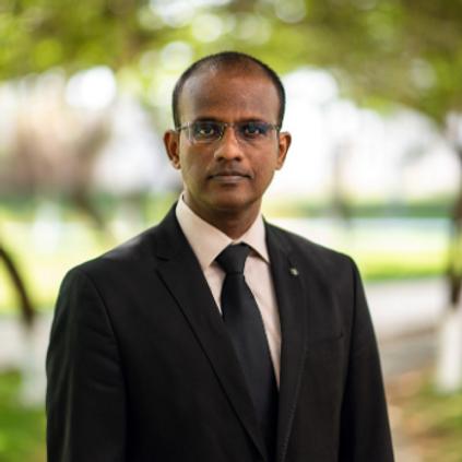 Mr Mohamed Rizwan