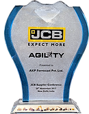 Best Overall Performance Award - JCB