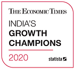 Top 150 Growth Champion India 2020