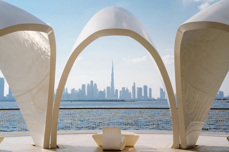 skyline-arch-downtown-dubai-united-arab-emirates-burj-khalifa-uae-skyscrappers