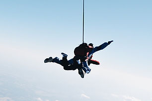 Arabian Private adventure  sky diving