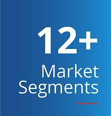 12+ Market Segments