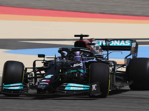 Formula 1: Hamilton vince il primo GP della nuova stagione