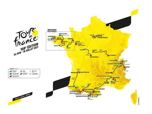 Tour de France 2021: anteprima, pronostici e quote per scommettere legalmente in Francia
