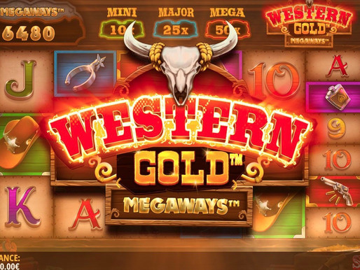 Slot online: quanto conosci la Western Gold Megaways?