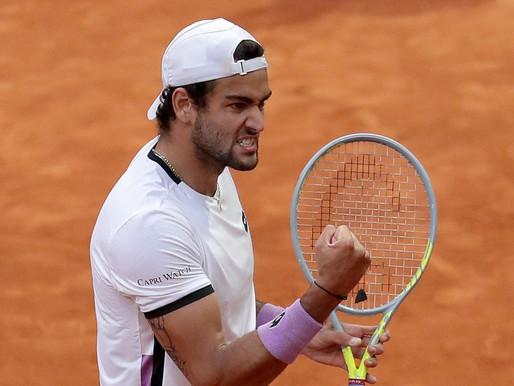 Berrettini batte Ruud e conquista la finale dell'ATP di Madrid
