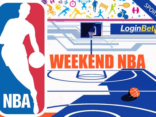 Promo sport: weekend NBA su LoginBet