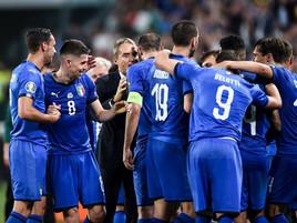 Europei di calcio: Azzurri pronti per l'esordio casalingo contro la Turchia