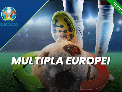 Bonus Sport LoginBet: Multipla Europei
