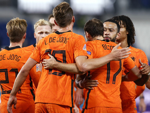 Euro 2020: oggi in campo Ucraina-Macedonia, Danimarca-Belgio, Olanda-Austria