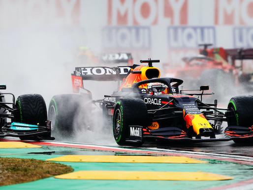 Formula 1: Max Verstappen si aggiudica il GP di Imola