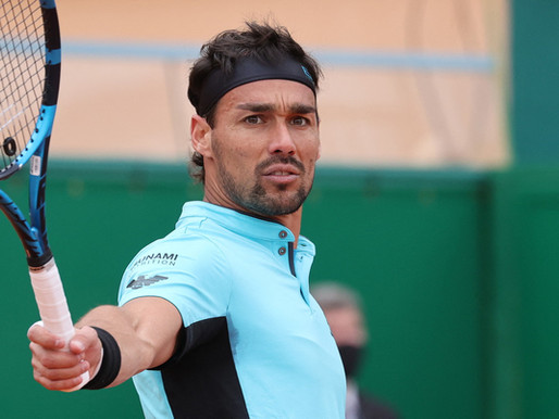 ATP Barcellona: Fognini squalificato per frasi ingiuriose