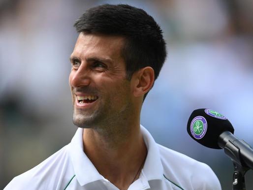 Wimbledon va a Novak. Applausi per Matteo Berrettini!