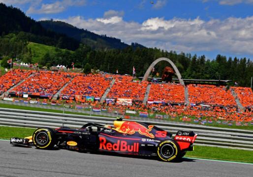 Formula 1: Spielberg protagonista nel secondo GP stagionale in Austria