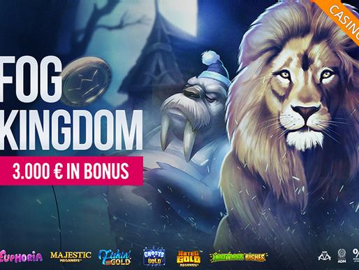 Casinò Loginbet: promo Fog Kingdom!