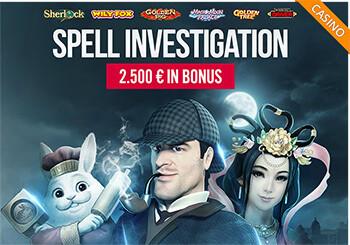 Bonus Casinò Loginbet: Spell Investigation
