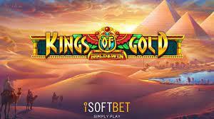 King of Gold: analisi e tutorial della slot online prodotta da iSOFTBET