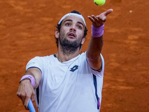 Madrid Open: Berrettini ai quarti