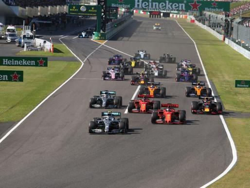 F1: Suzuka sarà la location del GP di Giappone fino al 2024