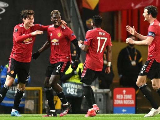 Europa League: la Roma naufraga all'Old Trafford