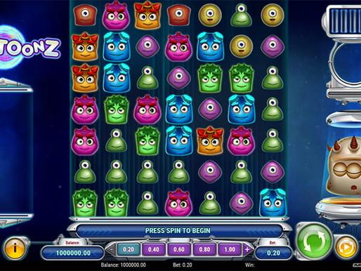 Gli U.F.O. esistono davvero e arrivano in Italia con Reactoonz il gioco di Play N' Go.