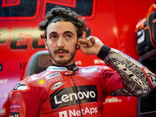 """Moto GP: Bagnaia rincorre Quartararo in classifica per la gara delle """"Americhe"""""""