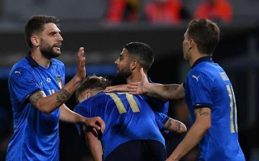 Euro 2020: Azzurri in campo contro la Svizzera. In programma anche Irlanda-Russia e Turchia-Galles