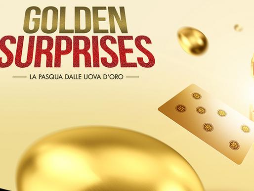 Bonus LoginBet: GOLDEN SURPRISE