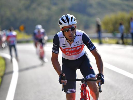 Ciclismo: infortunio per Nibali e Giro d'Italia a rischio