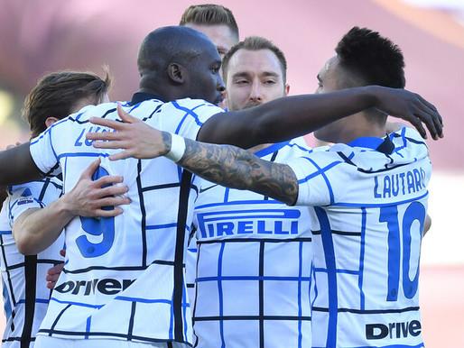 Covid - Inter: sale a 5 il numero dei positivi