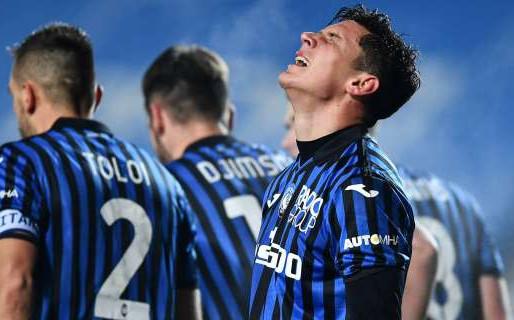 """Il Napoli """"asfalta"""" la Lazio! Pari tra Roma e Atalanta"""