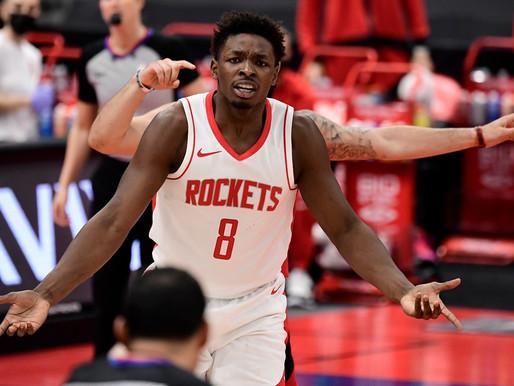 NBA: gli Houston Rockets raggiungono un clamoroso record