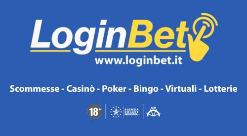 LoginBet è finalmente online!