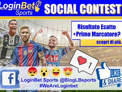 #WeAreLoginbet: il contest social del nostro blog!